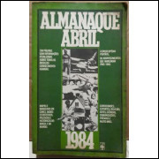 Almanaque Abril 1984