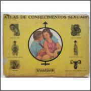 Atlas De Conhecimentos Sexuais 1970 A Casa Do Livro Kosmos