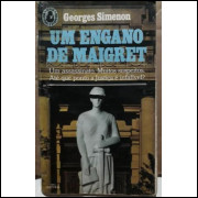 Um Engano De Maigret 1984 Abril Cultural