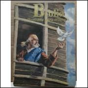 A Biblia Ilustrada Para Crianças Volume 1 Deus Criou O Mundo