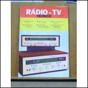 Coleção de várias revistas nacionais de eletrônica.- 075 -