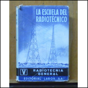 Coleção de livros técnicos de eletricidade e eletrônica.- 081 -