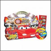 Livro Super Carros Bicho Esperto Kit