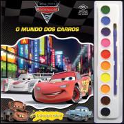 Livro Para Colorir Carros 2 Aquarela - Dcl Unidade