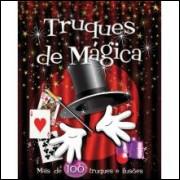 Livro Truques De Magica Ciranda