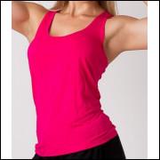 CAMISETA FITNESS NADADOR DRY FIT VISCOSE JLS5195- Camiseta Fitness Nadador