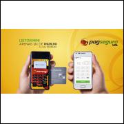 Maquina de Cartão Crédito e Débito