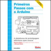 Primeiros Passos Com o Arduíno 2ª Edição