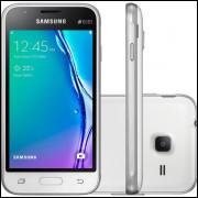 Smartphone Galaxy J1, Mini J105B Branco, Android 5.1, 8GB, 5 MP, 3G - Desbloqueado