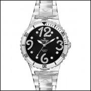 Relógio de pulso Troca Pulseira Fem. C/Gliter Champion