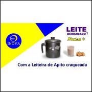 LEITEIRA DE APITO - Leite Derramado nunca +