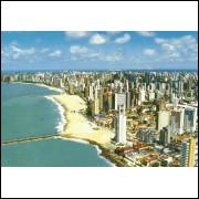For-22015- Postal Fortaleza C E- Vista Parcial,praia Iracema