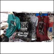 Kit 20 Camisa Camiseta John Calvin Osklen Lavada Perfumada