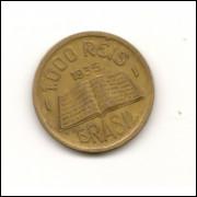 Moeda Brasil 1000 réis 1935.- 187 -