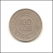 Moeda Brasil 100 réis 1934.- 194 -