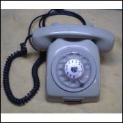 Telefone antigo de disco.- 195 -