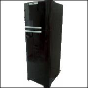 Adesivo para Envelopamento de Geladeira - Black Piano (Preto Alto Brilho)- A partir de R$ 72,90