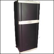 Adesivo para Envelopamento de Geladeira - Preto Fosco Jateado - A partir de R$ 72,90