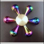 Hand Spinner Metalico Extra Giro! Lançamento Original