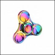 Spinner Metalico Com Caixa Gira Muito!!!!