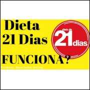 Dieta de 21 dias Peça já o seu, copie e cole no seu navegador https://go.hotmart.com/F6469129U