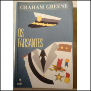 Graham Greene Os Farsantes 1987 Editora Globo