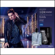 Perfume Luan Santana Ls & You Sound Masculino Jequiti 100 Ml