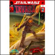 Star Wars - Invasão - Resgates - 03 Hqs Digital Cbr