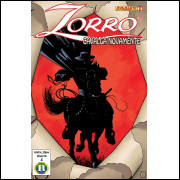 Zorro Cavalga Novamente 12 Hqs Digital Cbr
