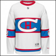 Camisa Canadiens de Montreal NHL Hockey RBK 3