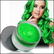 Mofajang Green (verde) Pomada Que Muda Cor Do Cabelo