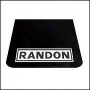 Apara barro Randon com logo em baixo