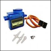 Micro Servo Motor 9g SG90 com Acessórios