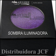 Sombra Iluminadora Max Love Cor 03 Violet