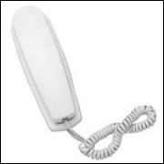 Interfone Extensão Monofone 2 Fios Multitoc