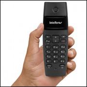 Telefone Fixo Intelbras Sem Fio Ts40
