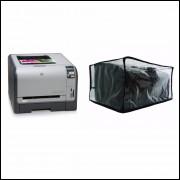 Capa de Proteção Para Impressora Hp Color Laser Jet 1215 Impermeável