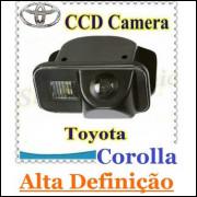 Câmera Ré Corolla 2005 até 2014