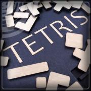 Tetris - Jogo de Montar - Dourado