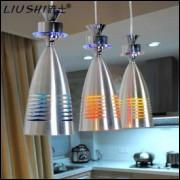 Lustre Tipo Pêndulo Liga De Aluminio Colorido Importado