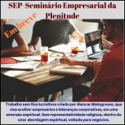 SEP-Seminário Empresarial da Plenitude