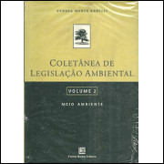 Coletanea de Legislacao Ambiental Volume 2 / Vanusa Murta Agrelli / 1298