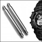 Pinos Para Pulseira de Relógio Casio G-SHock G2300F
