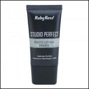 Primer Facial Ruby Rose Studio Perfect Hd Maravilhoso