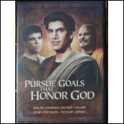 Dvd Empenhe Se Por Alvos Que Honram A Deus Pursue Goals That Honor God