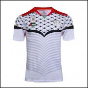 Camisa Palestina Unif. 1 2017 - Frete Grátis