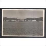 Foto Postal Colombo 155, Niterói, Panorama parcial, anos 50.