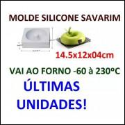 Molde De Silicone Para Savarin 14.5x 12.5 X04 Cm
