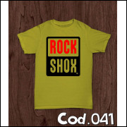 Camisa Rock Shox Downhill
