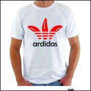 Camisa Ardidas Engraçada Sátira